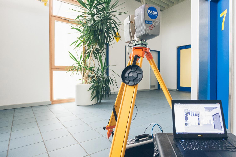 Laser Scanning Service