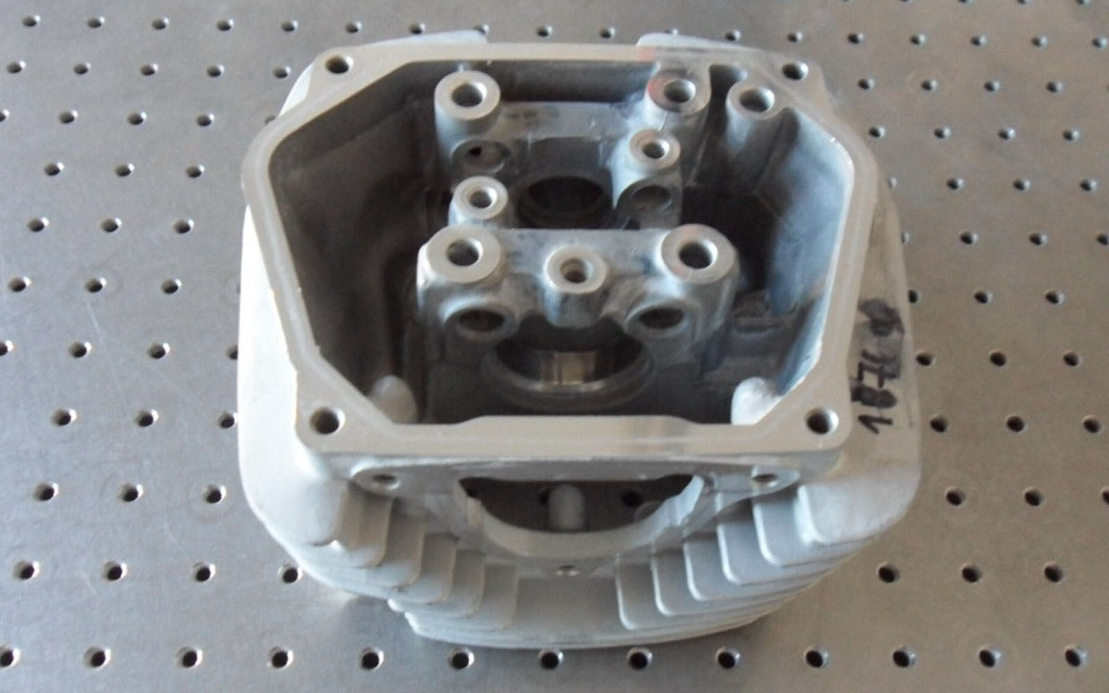 Conap 3D Reverse Engineering - Motor einer Honda 125ccm