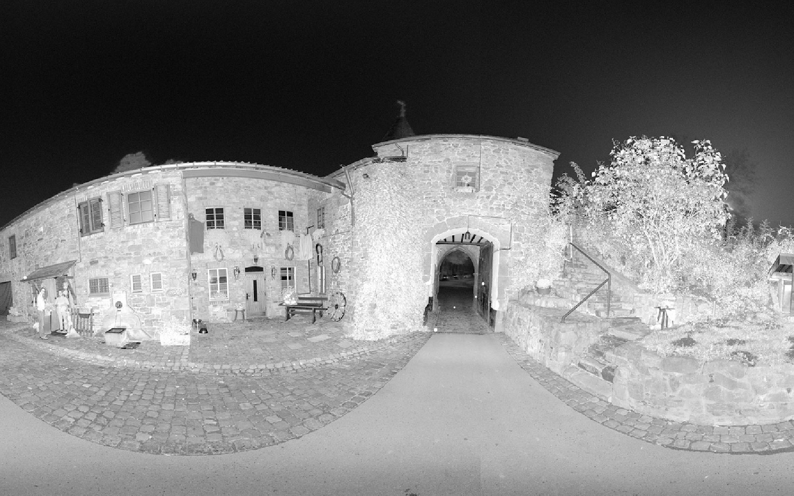 Conap 3D Scanning Services - Burg Wilhemsstein