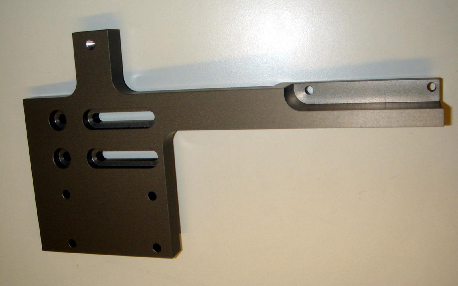 Conap CAD Fertigungsplanung - Prototyp eines Bauteils