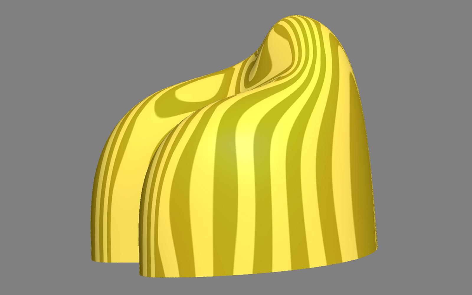Conap 3D Reverse Engineering - CAD Modell eines Bauteils