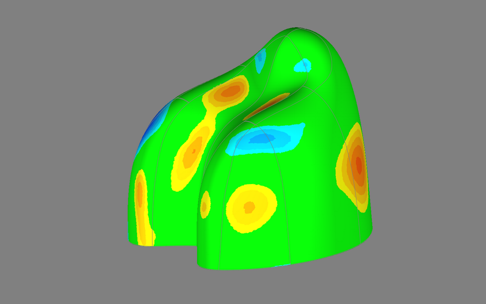 Conap CAD Konstruktionsbüro - CAD Modell eines Bauteils